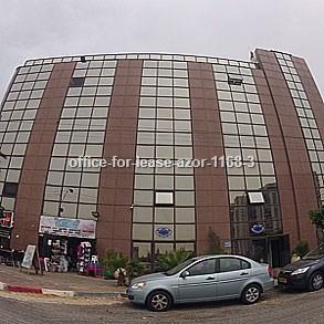 בניין משרדים באזור