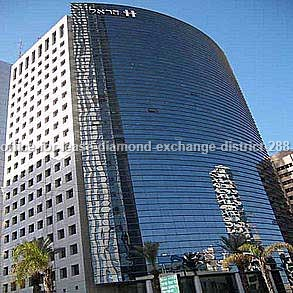 משרדים להשכרה - במתחם הבורסה - מספר קטלוגי 288