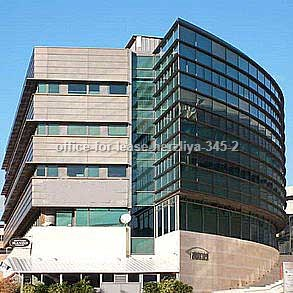 משרדים להשכרה - בהרצליה - מספר קטלוגי 345