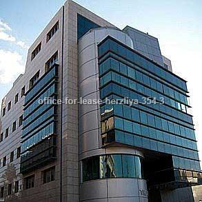 הרצליה משרדים להשכרה מספר קטלוגי 354