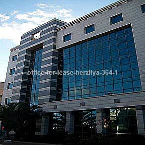 משרדים להשכרה בהרצליה מספר קטלוגי 364