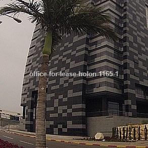 משרדים להשכרה בחולון מספר קטלוגי 1165