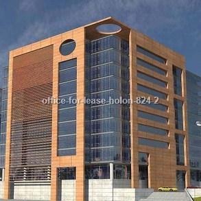 משרדים להשכרה - בחולון - מספר קטלוגי 824