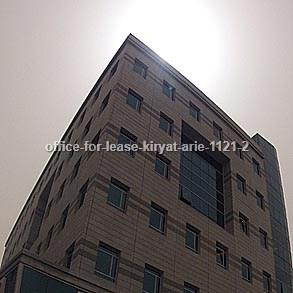 משרדים להשכרה - בקריית אריה - מספר קטלוגי 1121