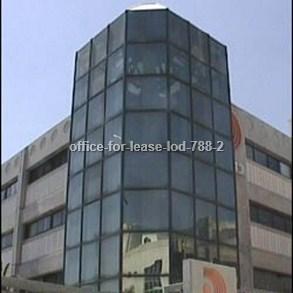 משרדים להשכרה - בלוד - מספר קטלוגי 788