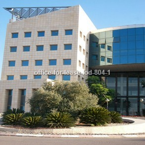 משרדים להשכרה בלוד מספר קטלוגי 804