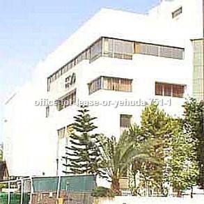 משרדים להשכרה באור יהודה מספר קטלוגי 751