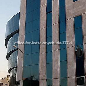 משרדים להשכרה באור יהודה מספר קטלוגי 777