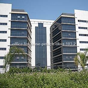 משרדים להשכרה - בפתח תקווה - מספר קטלוגי 103