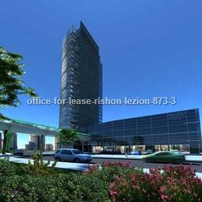 """משרדים להשכרה מק""""ט  873"""