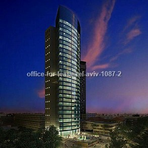 משרדים להשכרה - בתל אביב - מספר קטלוגי 1087