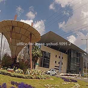 משרדים להשכרה - ביהוד - מספר קטלוגי 1091